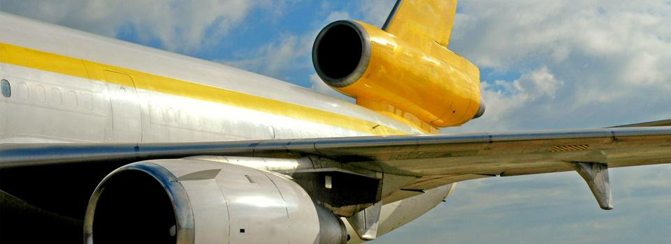 Banner avião